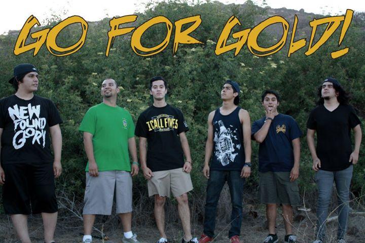 Go For Gold new EP full stream