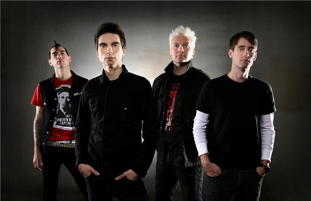 Anti Flag acoustic performance video