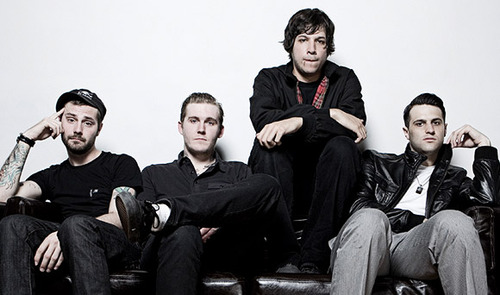 The Gaslight Anthem live performance video at Reading 2012