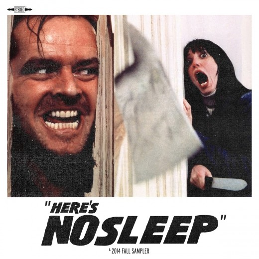 no sleep 2014 fall