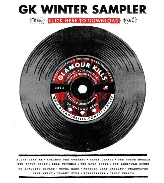 Glamour Kills Winter Sampler 2014