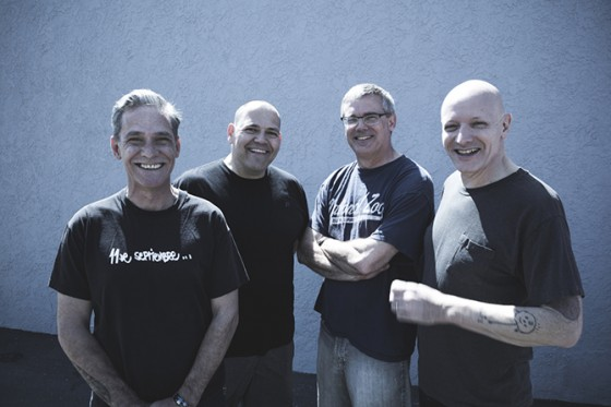 "Descendents release new single; ""Suffage"""