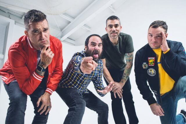 "[Music Video] New Found Glory ""Eye Of The Tiger"""