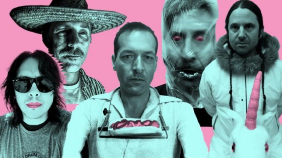 "Hot Snakes release new song; ""Not in Time"""