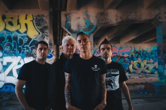 "Anti-Flag release new song; ""The Disease"""