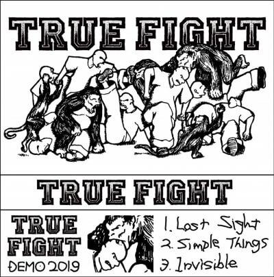 """True Fight stream new demo; """"DEMO2019"""""""