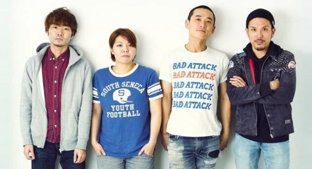 "[Music Video] BAD ATTACK ""My Hometown"""
