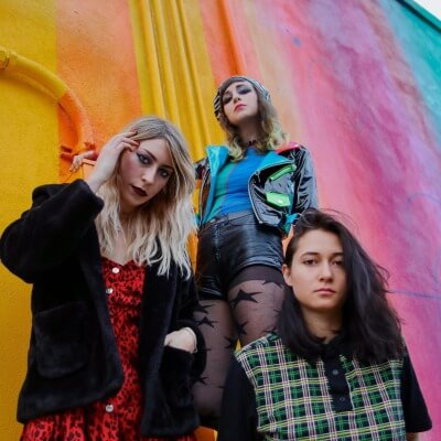 "Potty Mouth release new song; ""Let Go"""
