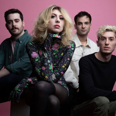 "Charly Bliss release new song; ""Chatroom"""