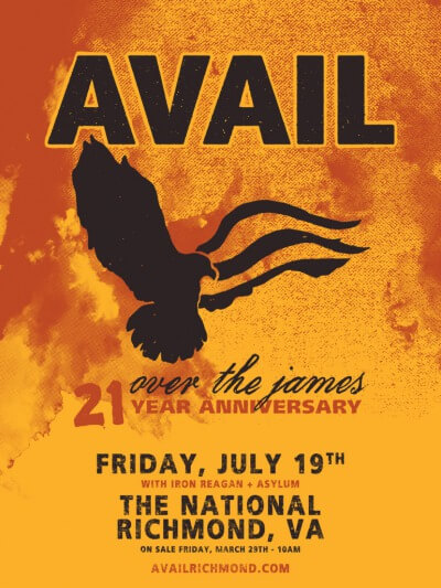 AVAIL announce reunion show