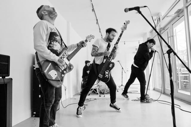 "Alexisonfire release new song; ""Season Of The Flood"""