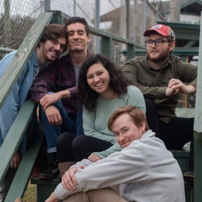 "Camp Green Lake new EP full stream; ""Rock Band Culture"""