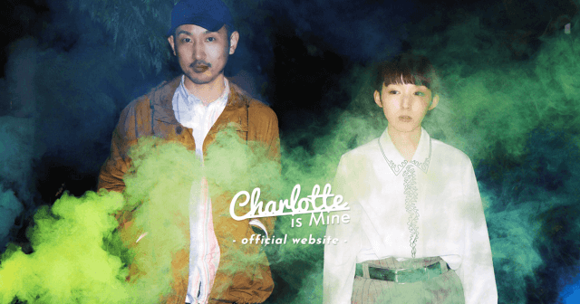 "Charlotte is Mine release new song; ""群青"""
