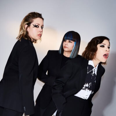 "Sleater-Kinney release new song; ""Can I Go On"""