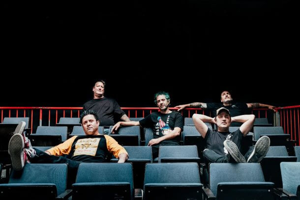 "[Music Video] Lagwagon ""Surviving California"""