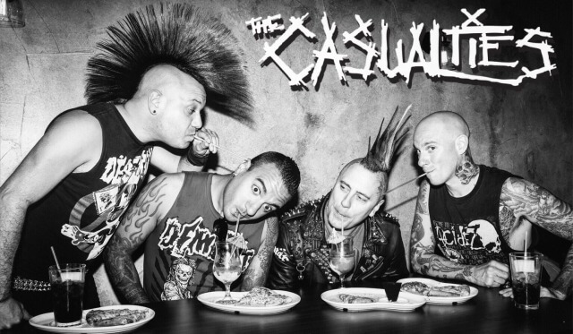 """[Music Video] The Casualties """"Demolition"""""""