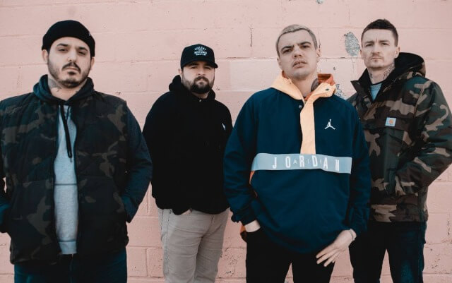 """Stray From The Path release new song; """"Kickback"""""""
