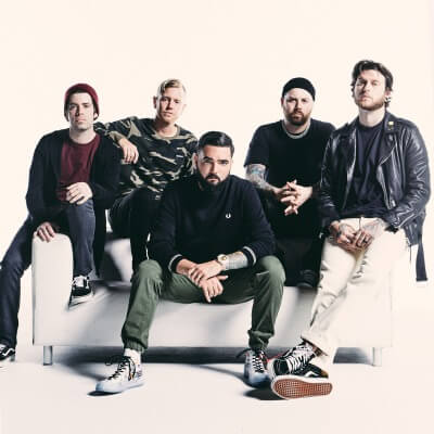 "A Day To Remember release new song; ""Brick Wall"""