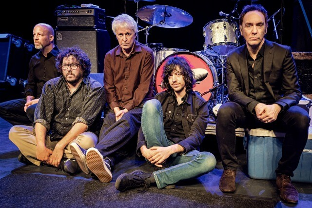 "Guided By Voices release new song; ""Heavy Like The World"""