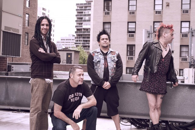 "NOFX release new song; ""Linewleum"""