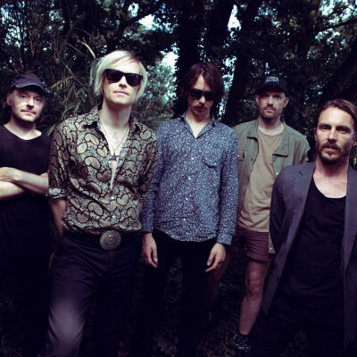 "Refused release new song; ""Blood Red"""