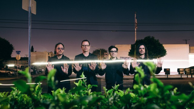 "Weezer release new song; ""Beginning Of The End (Wyld Stallyns Edit)"""