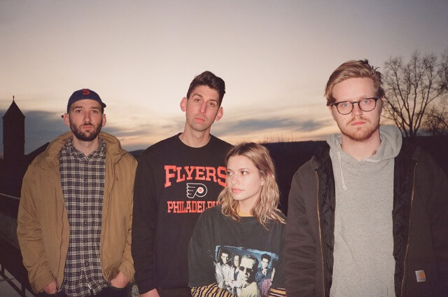 """Tigers Jaw release new song; """"Warn Me"""""""