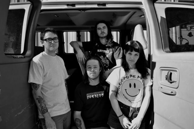 """Gouge Away release new song; """"Consider"""""""