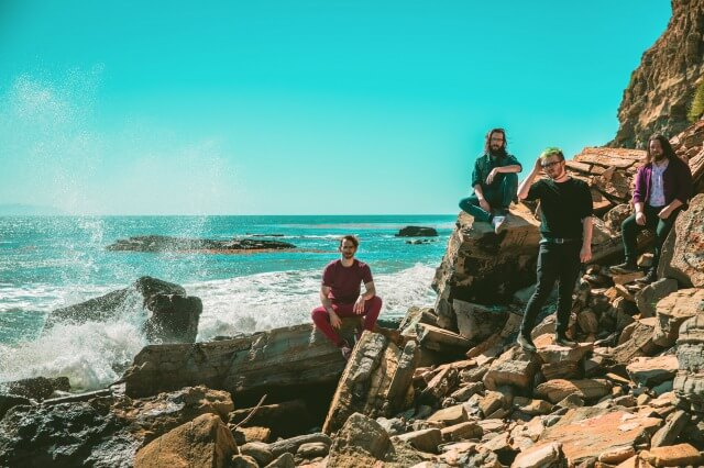 "Glass Beach release new cover; ""Beach Life In Death (Car Seat Headrest)"""
