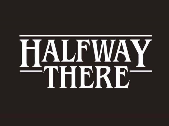 "Halfway There release new song; ""賞賛の絵"""
