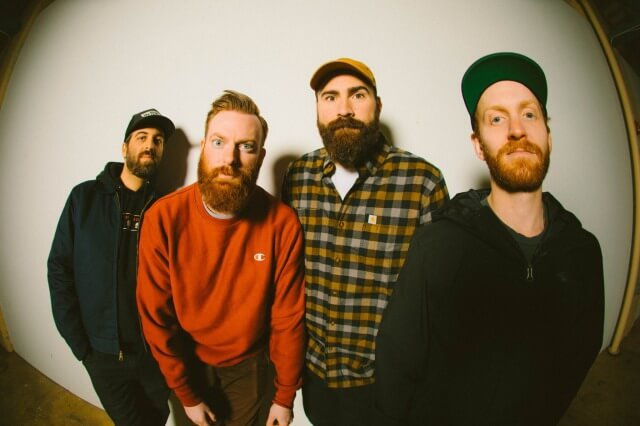 "Four Year Strong release two new song; ""Talking Myself in Circles / Brain Pain"""