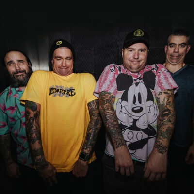 "New Found Glory release new song; ""Greatest Of All Time"""