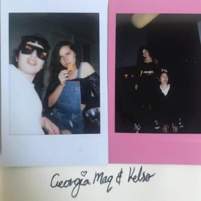 "Georgia Maq and Kelso (Camp Cope) release split; ""The Garageband Split"""