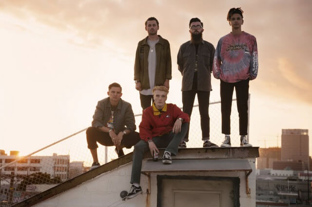 "Neck Deep release new song; ""Sick Joke"""