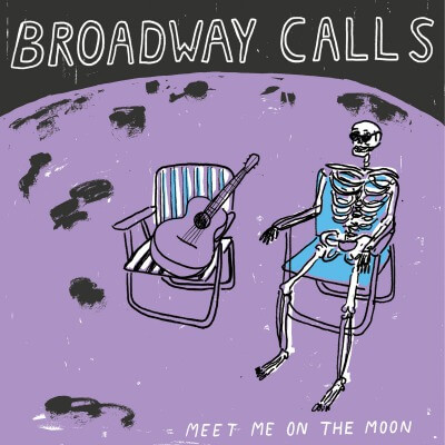 "Broadway Calls release new single; ""Meet Me On The Moon"""