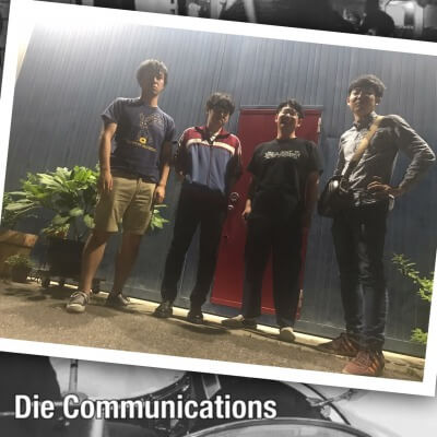 "[Music Video] Die Communications ""Breathless"""