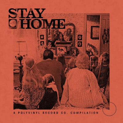 "Polyvinyl Records release new compilation album; ""Stay Home"""