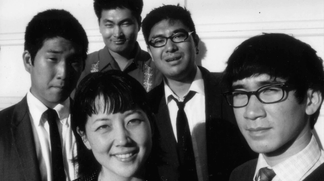 "The Chinkees release new song; ""Trace the Morning Time"""