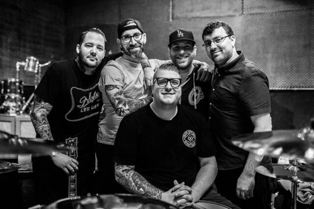 """The Ghost Inside release new song; """"Aftermath"""""""