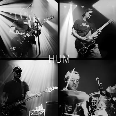 """Hum release new album; """"Inlet"""""""