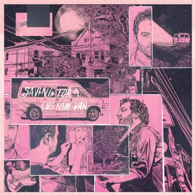 """Father/Daughter Records release new compilation; """"Saving for a Custom Van"""""""