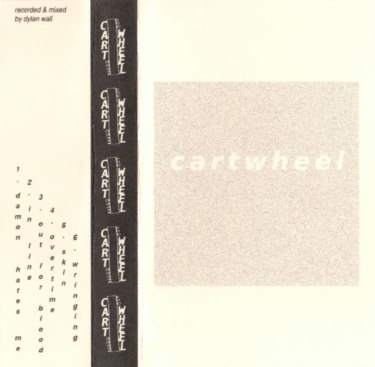 "Cartwheel release new demo; ""Cartwheel"""
