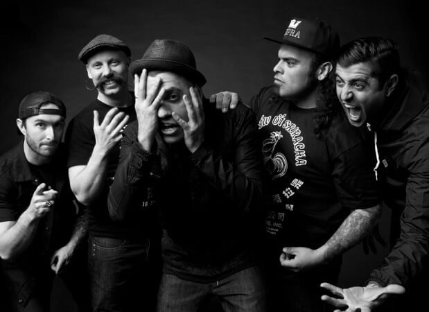 """Death By Stereo release new song; """"California Addiction"""""""