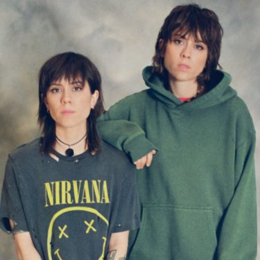 "Tegan and Sara release new song; ""I Know I'm Not the Only One"""