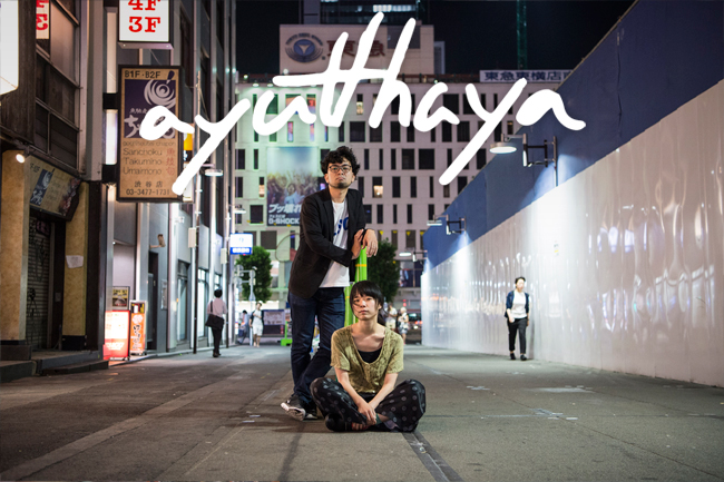 "[Music Video] ayutthaya ""BACK"""