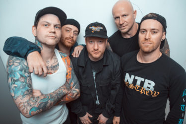 "Comeback Kid release new cover; ""Reality is a Ride on the Bus (SNFU)"""