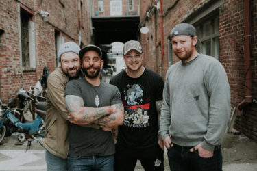 "Protest The Hero release b-sides; ""Fabula & Syuzhet"""