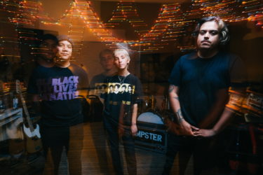 "Grumpster release new song; ""Teeth"""