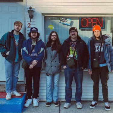 "CLIFFDIVER release new song; ""Gas City"""