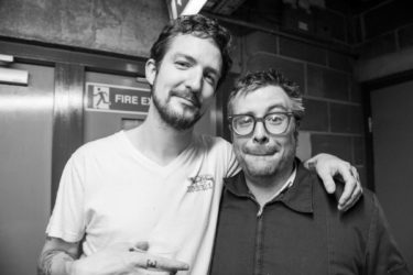 "Frank Turner & Jon Snodrass release new song; ""The Fleas"""